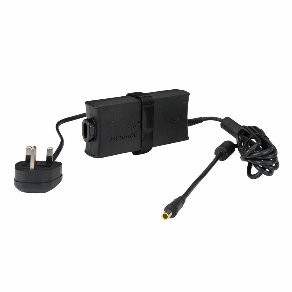 AirSense™ 10 AutoSet Power supply unit with UK power cord – 90 watt