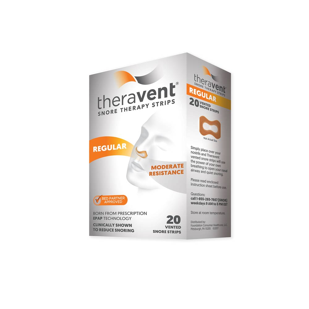 Theravent Regular - 20 Night Pack