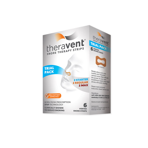 Theravent Trial Pack - 6 nights